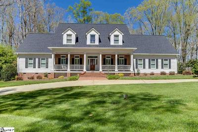 Anderson Single Family Home For Sale: 4103 Weatherstone