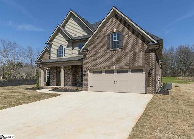 Greer Single Family Home For Sale: 1 Meadowdale
