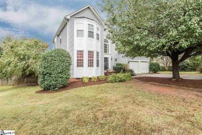 Mauldin Single Family Home Contingency Contract: 5 Shearbrook