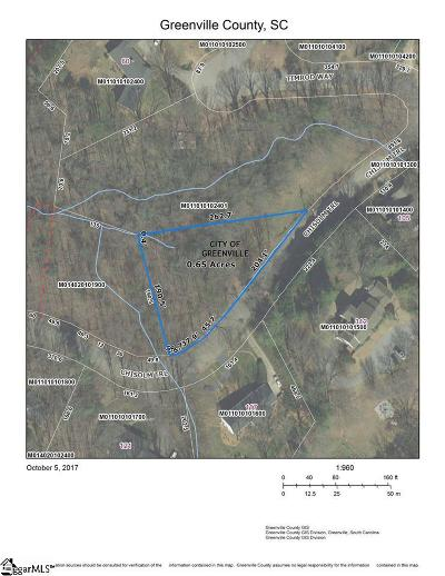 Greenville Residential Lots & Land For Sale: Chisolm