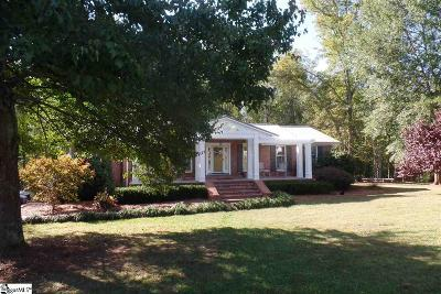Piedmont Single Family Home Contingency Contract: 419 Greystone