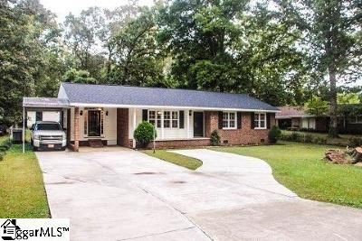 Taylors Single Family Home Contingency Contract: 319 Elaine
