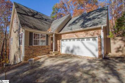 Anderson Single Family Home For Sale: 111 Dean
