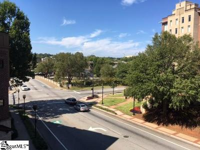 Greenville Condo/Townhouse For Sale: 101 W Court #228
