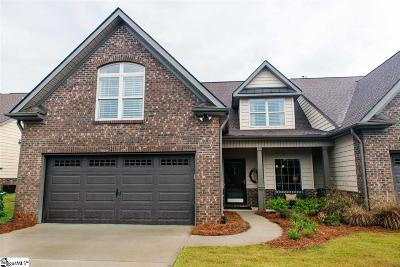 Simpsonville Condo/Townhouse Contingency Contract: 818 Asheton Commons