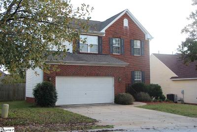 Greenville County Single Family Home For Sale: 25 Bellows Falls