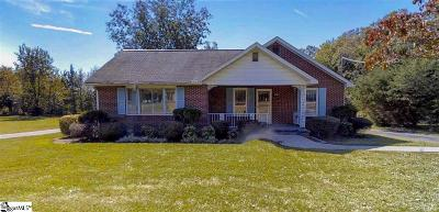 Greer Single Family Home For Sale: 1115 Locust Hill