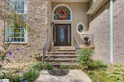 Easley Single Family Home For Sale: 165 Ridge Point