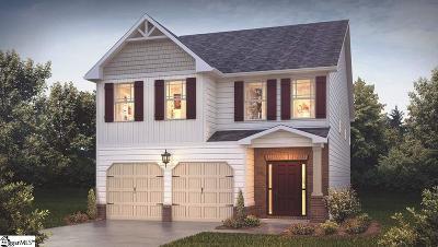 Greer Single Family Home For Sale: 194 Heatherwood
