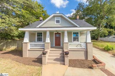 Downtown Single Family Home Contingency Contract: 300 Jenkins