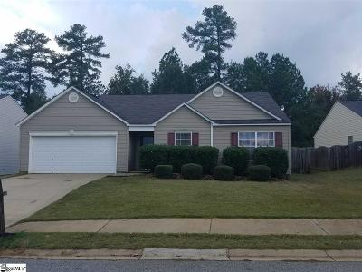 Simpsonville Single Family Home For Sale: 604 Sydney