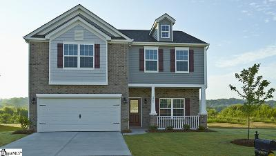Boiling Springs Single Family Home For Sale: 545 Townsend Place #11