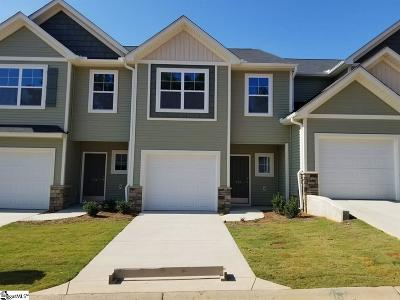 Simpsonville Condo/Townhouse For Sale: 775 Elmbrook #202D