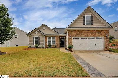 Greenville County Single Family Home For Sale: 406 Millervale