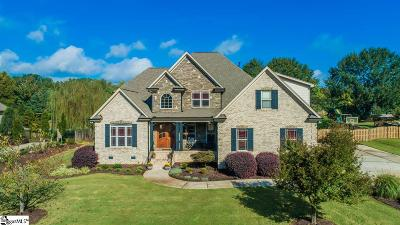 Greer Single Family Home Contingency Contract: 31 Fox Hunt