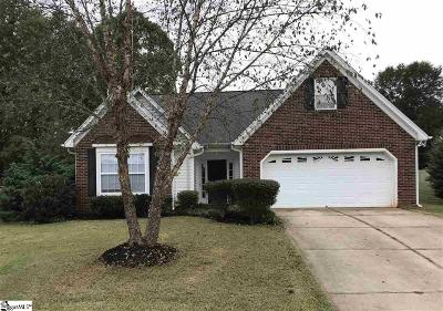 Boiling Springs Single Family Home For Sale: 343 Laurelwood