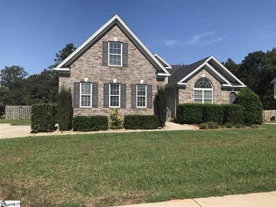 Greer Single Family Home Contingency Contract: 205 Franklin Oaks