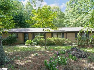 Taylors Single Family Home For Sale: 3701 Edwards