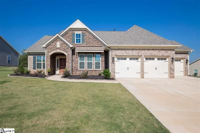 Simpsonville Single Family Home For Sale: 417 Ladysmith