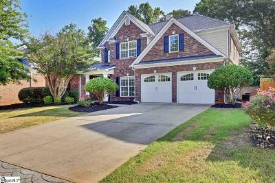 Greer Single Family Home For Sale: 5 Springhead