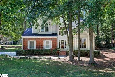 Simpsonville Single Family Home For Sale: 108 Neely Crossing
