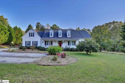 Travelers Rest Single Family Home For Sale: 2402 Highway 414