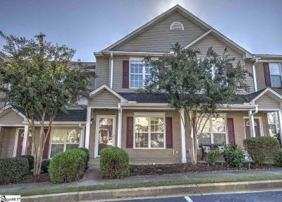 Greenville Condo/Townhouse Contingency Contract: 614 Graythorn