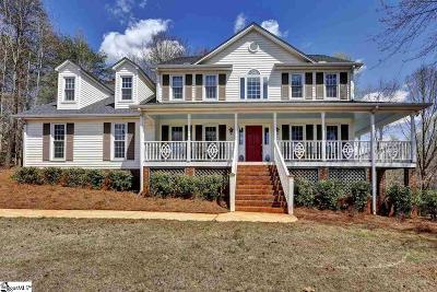 Greenville County Single Family Home Contingency Contract: 125 Percy
