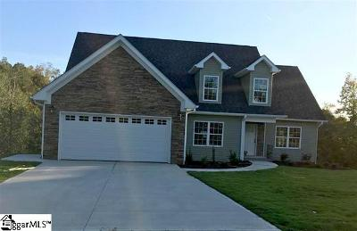 Greenville Single Family Home For Sale: 719 Rockcliff