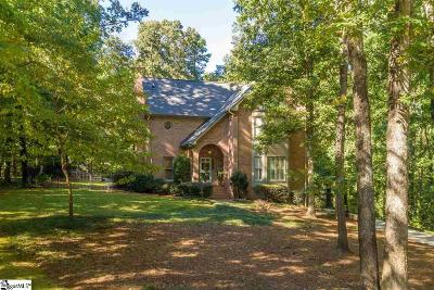 Greenville Single Family Home For Sale: 23 Babbs Hollow