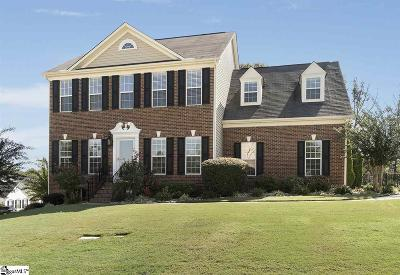 Simpsonville Single Family Home For Sale: 1 Cleyera
