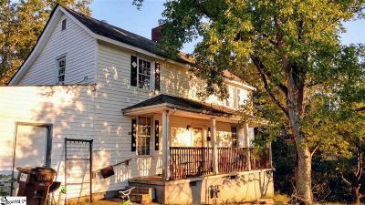 Piedmont Single Family Home For Sale: 20 Hammett