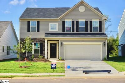 Greer Single Family Home For Sale: 378 Buckleberry