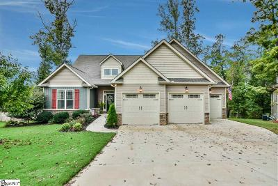 Simpsonville Single Family Home For Sale: 15 Gamesford