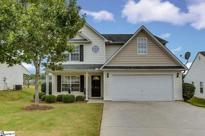 Fountain Inn Single Family Home Contingency Contract: 11 Catterick