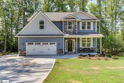 Greer Single Family Home For Sale: 1845 Lake Cunningham