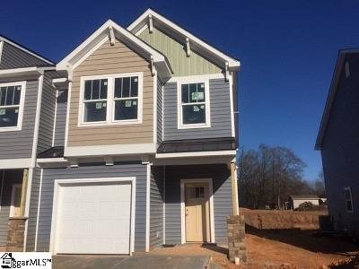 Simpsonville Condo/Townhouse For Sale: 20 Timber Oak