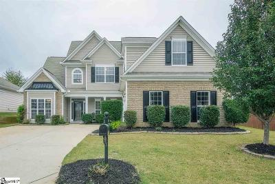 Simpsonville Single Family Home For Sale: 217 Bells Creek
