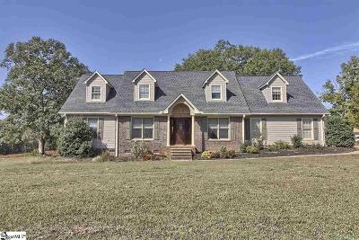 Simpsonville Single Family Home Contingency Contract: 824 Neely Ferry