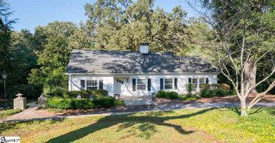 Greenville Single Family Home For Sale: 35 Westview