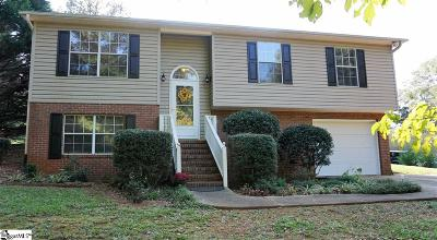 Anderson Single Family Home For Sale: 313 Greenforest
