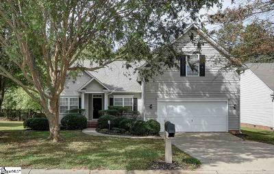 Simpsonville Single Family Home For Sale: 27 N Orchard Farms
