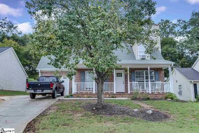 Simpsonville Single Family Home For Sale: 101 Great Oaks
