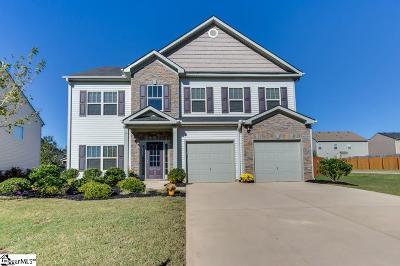 Simpsonville Single Family Home For Sale: 100 Sheepscot