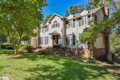 Greenville SC Single Family Home For Sale: $449,900
