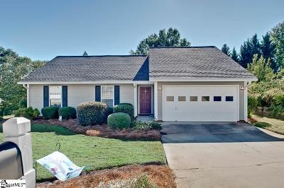 Taylors Single Family Home For Sale: 6 Boysenberry