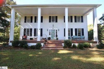 Piedmont Single Family Home Contingency Contract: 631 Piedmont Golf Course