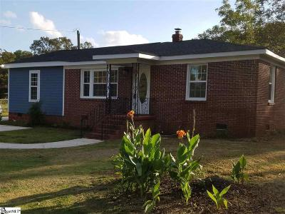 Greenville Single Family Home For Sale: 102 S Trinity