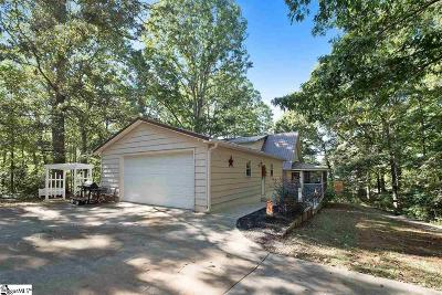 Anderson Single Family Home For Sale: 106 Johnson