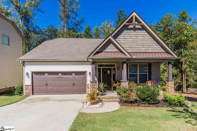 Greenville SC Single Family Home Contingency Contract: $197,000